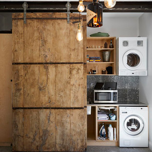 Stilmix Hauswirtschaftsraum in Sydney