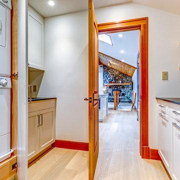 Balsam Way Kitchen, Whistler - Renovation