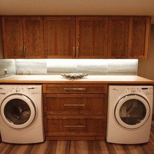 Idee per una lavanderia moderna