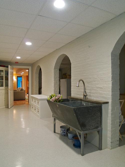 Concrete Tub Design Ideas Amp Remodel Pictures Houzz