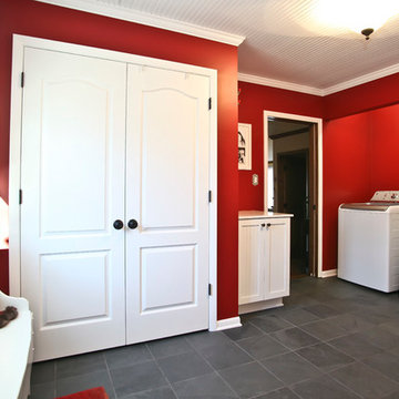 Bathroom and Laundry Room Remodel