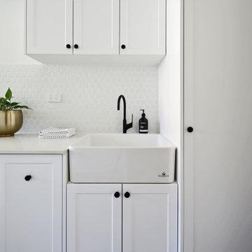 Bathroom, Ensuite and Laundry Renovation - Mount Pleasant, Western Australia