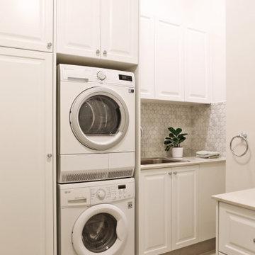 Bathroom - Laundry & Ensuite Renovation - West Leederville, Western Australia