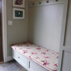 Traditional Laundry Room by Terri Wills, Dip. Building Technology