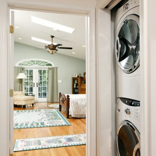 Example of a classic laundry room design in DC Metro