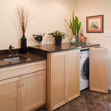 Traditional Laundry Room by The Owings Companies