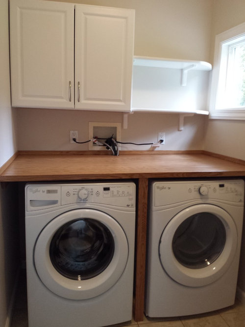 Craftsman New York Laundry Room Design Ideas Remodels Photos