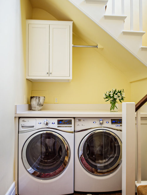 Laundry Under Stairs Houzz