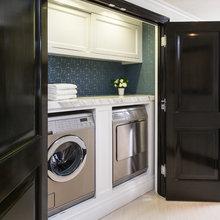 Laundry Closet 2nd Floor