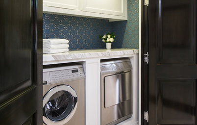 Houzz Call: Show Us Your Wonderfully Efficient Laundry Room