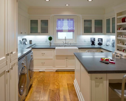 Best Traditional Laundry Room Design Ideas & Remodel Pictures | Houzz