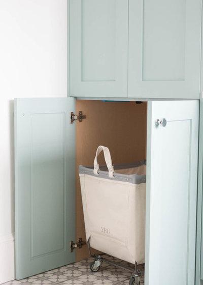 Klassisch Modern Hauswirtschaftsraum By Ashley Winn Design