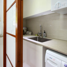 Modern Laundry Room by Divine Bathroom Kitchen Laundry