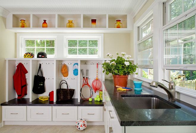 Traditional Laundry Room by Wentworth, Inc.