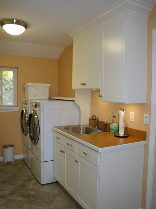 Breezeway Laundry Room Addition