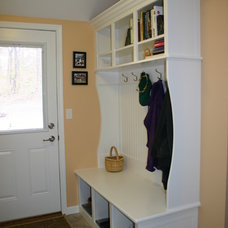 Traditional Laundry Room by Accent Remodeling