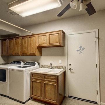 BRIGHAM Kitchen, bathroom, laundry room remodel
