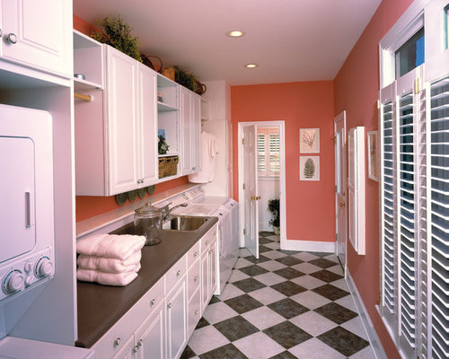 Top 30 Traditional Richmond Laundry Room Ideas ...