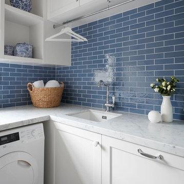 Brighton Home 2 – Ensuite, powder room + laundry