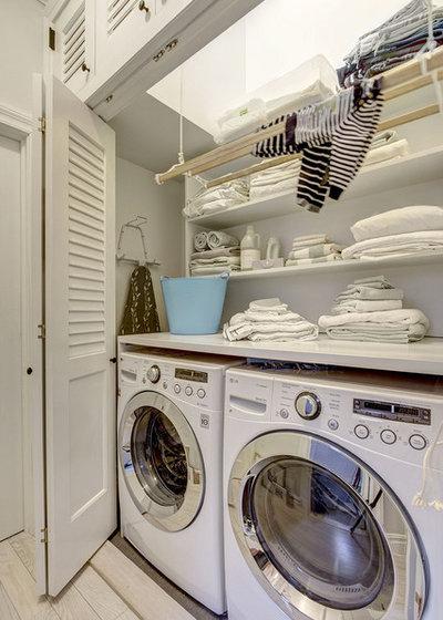 Laundry Room by Ben Herzog