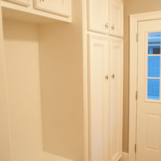 Traditional Laundry Room by Curtis Lawson Homes