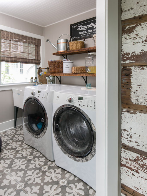 30 all time favorite laundry room ideas remodeling pictures houzz. Black Bedroom Furniture Sets. Home Design Ideas