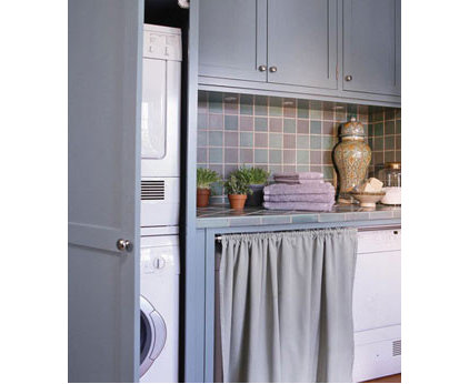 laundry room cabinet wall