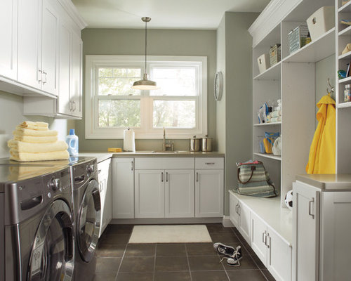 Pantry And Laundry Room Combos | Houzz