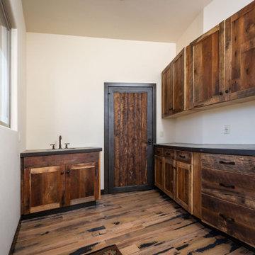 Cabinets - Custom Laundry Room - Dominquez Laundry room