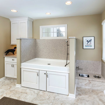 Caledonia Mud Room Addition For Dogs