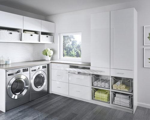 Modern Laundry Room Design Ideas Remodels Amp Photos