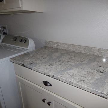 Cambria Summerhill laundry room countertops