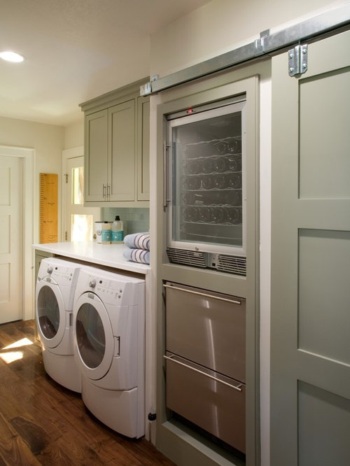 Built In Refrigerator Freezer Houzz