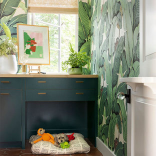 Inspiration for an eclectic utility room in Minneapolis.