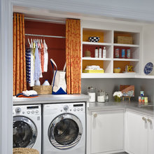 Contractor Tips: Advice for Laundry Room Design