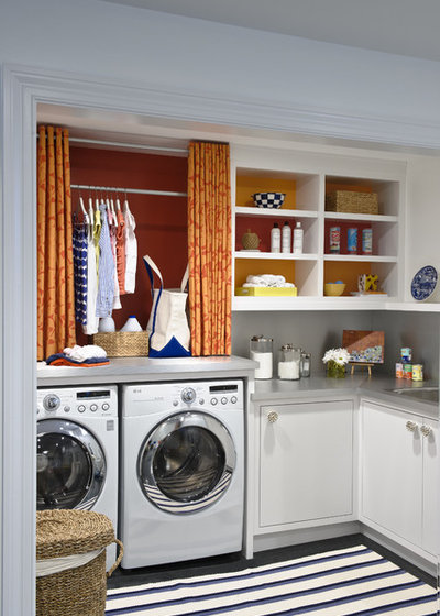 Contractor tips advice for laundry room design transitional laundry room by lucy interior design solutioingenieria Images