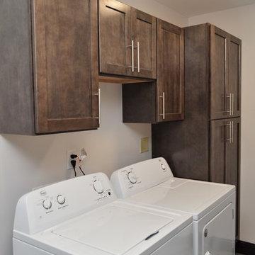 Chesterton, IN. Haas Signature, Maple Kitchen, Bathrooms, Basement, & Laundry