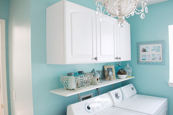 Traditional Laundry Room Cindy Mandernach