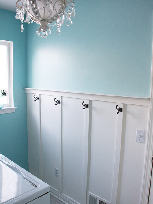 Wainscoting Laundry Room Design Ideas Remodels Amp Photos
