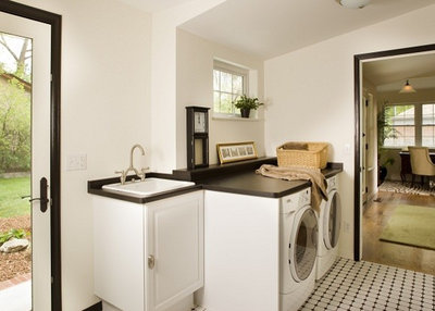 Traditional Laundry Room by Classic Homeworks