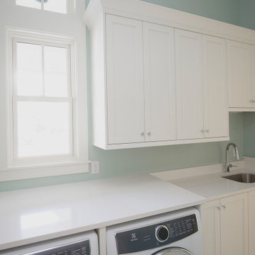 Classico + Milano in Bianco Lucido & Frosty White, New Construction in SRB, FL