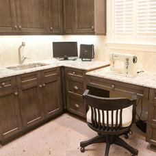 Traditional Laundry Room by Kitchen Design Concepts