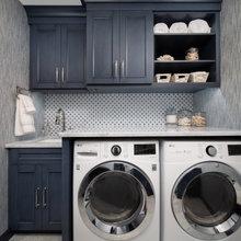 Tesuque Laundry Room