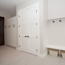 Traditional Laundry Room by Wall to Wall Kitchen and Bath