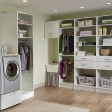 contemporary laundry room by ClosetMaid