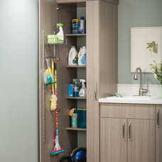 Contemporary Laundry Room by Colorado Space Solutions
