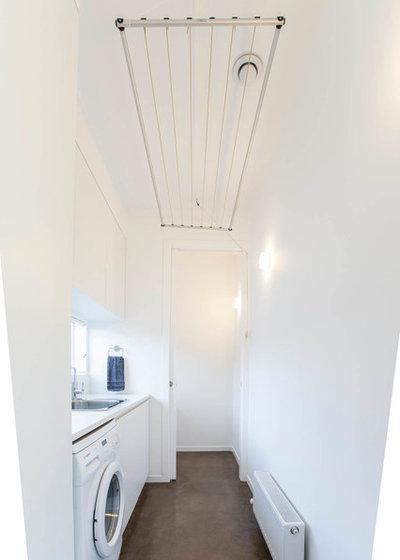 Contemporary Utility Room Contemporary Laundry Room