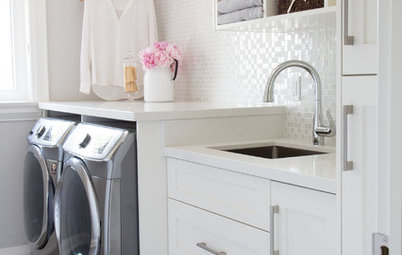 Full Basket: 16 Laundry Tips From a Decor-Loving Mum of Four