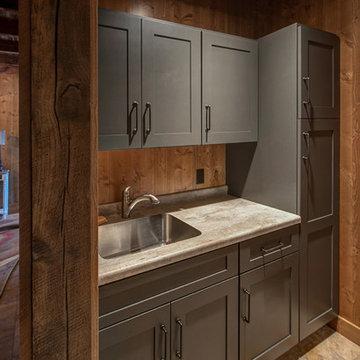 Cozy & Rustic Kitchen