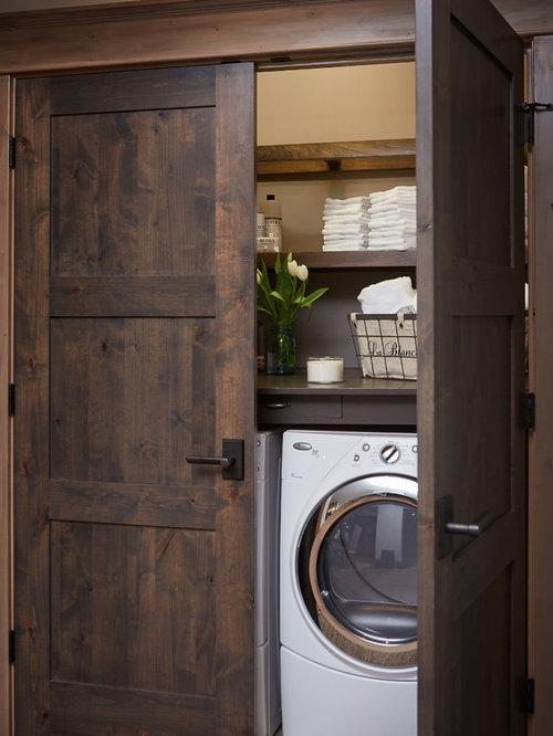 Rustic Laundry Room Design Ideas Remodels Amp Photos